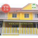 ขายบ้าน หมู่บ้านพฤกษา28  ถนนแพรกษานิคมบางปู อำเภอเมือง จังหวัดสมุทรปราการ